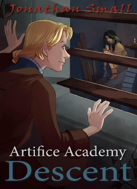 Artifice Academy: Descent book cover